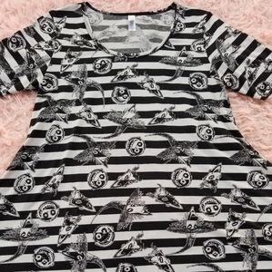 Nightmare Before Christmas Lularoe Perfect T